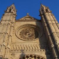 Gevel van de Kathedraal La Seu