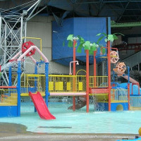 Kinderspeeltuin in LeoLand Water Park