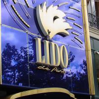 Gevel van Le Lido