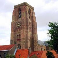 Toren van de  O.L.Vrouw-Bezoekingskerk