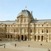 Beeld van het Louvre