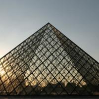Piramide van het Louvre