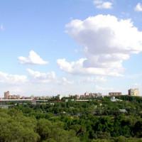 Uitzicht over het Casa de Campo