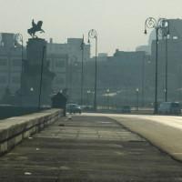 Beeld van de Malecón