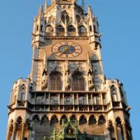 Toren van het Neues Rathaus
