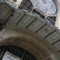 Ingang van de Mercado Central
