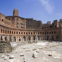 Ruïnes van de Markten van Trajanus