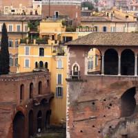 Deel van de Markten van Trajanus