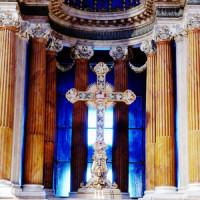 Kruis in de Marmeren kerk