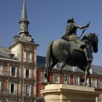 Ruiterstandbeeld van Felipe III