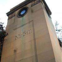 Monument aan de McGill University
