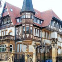 Quartier Impérial en treinstation van Metz