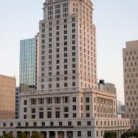 Overzicht van het Miami-Dade County Courthouse