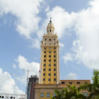 Totaalbeeld van de Freedom Tower