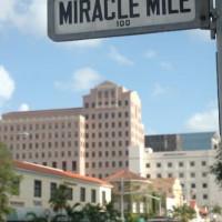 Op de Miracle Mile