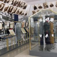 Binnen in het Misdaadmuseum