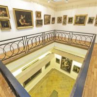 galerie zénithale