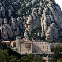 Zicht op  Montserrat