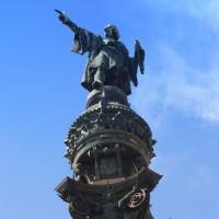 Monument voor Columbus