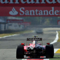 Ferrari bolide