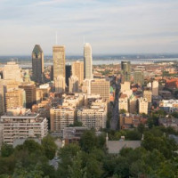 Licht op Montreal