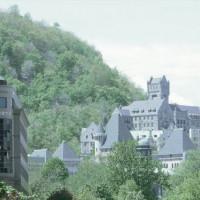 Beeld van de Mount Royal