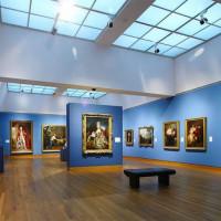 Schilderijen in het Musée des Beaux-Arts