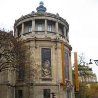 Stuk van het Musée Guimet