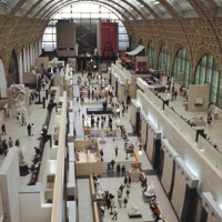 Hal van het Musée d'Orsay