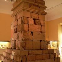 Stenen in het Museo Arqueológico Nacional