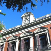 Dak van het Museo Cerralbo