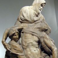 Beeld in het Museo dell'Opera del Duomo
