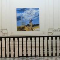 Kunstwerk in Cordoba