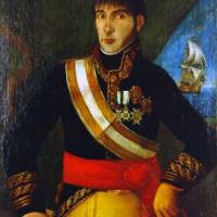 Portret van een zeevaarder