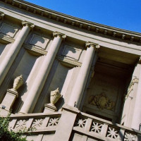 Detail van het Museo Provincial de Bellas Artes
