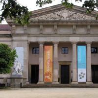 Voorkant van het Museu de Geologia