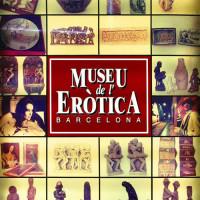 Naambord van het Museu de l'Erotica