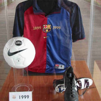 Shirt van FC Barcelona