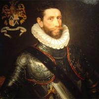 Portret in het Mayer-van den Bergh Museum