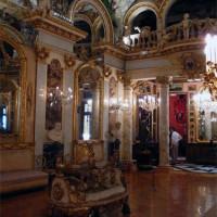Ruimte in het Museo Cerralbo