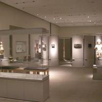 Binnen in het Museum voor Aziatische Kunst