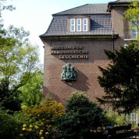 Buitenkant van het Museum voor de Hamburgse Geschiedenis