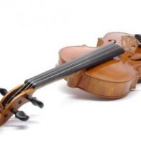 Viool in het Museo Interactivo de la Música