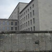 Deel van het Berlijnse Muur Documentatiecentrum