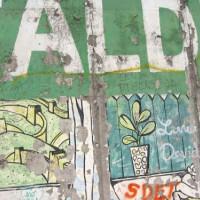 Deel van de Berlijnse Muur