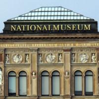 Beeld van het Nationaal Museum