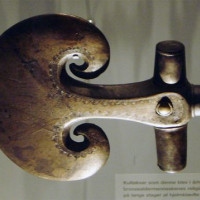 Voorwerp uit het Nationaal Museum