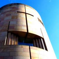 Beeld van het Museum of Scotland