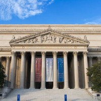 Aan de National Archives