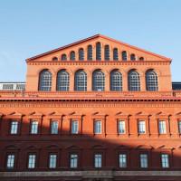 Gevel van het National Building Museum